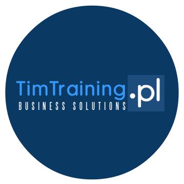 logo TiM okrągłe