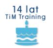 Pięć tysięcy sto dziesięć dni czyli 14 LAT TiM Training!